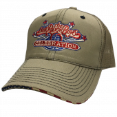 Oak Ridge Boys Khaki Celebration Ballcap
