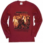 Oak Ridge Boys Long Sleeve Cardinal Tee