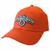 Oak Ridge Boys Orange Ballcap