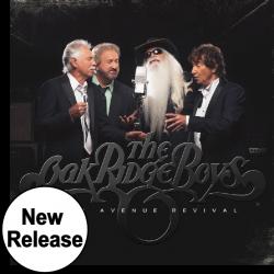 Oak Ridge Boys CD- 17 Avenue Revival