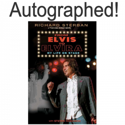Richard Sterban AUTOGRAPHED Book- From Elvis To Elvira