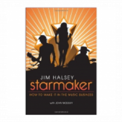 Starmaker Book by Oak's Manager Jim Halsey