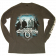 Oak Ridge Boys Long Sleeve Garment Washed Pepper Tee