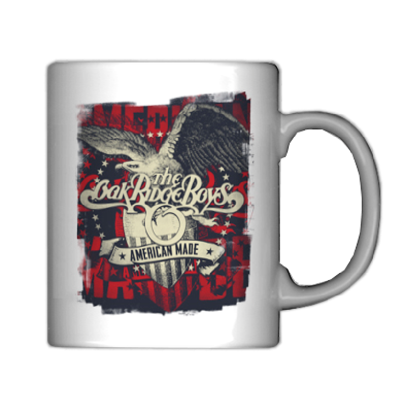Oak Ridge Boys American Made Coffee Mug