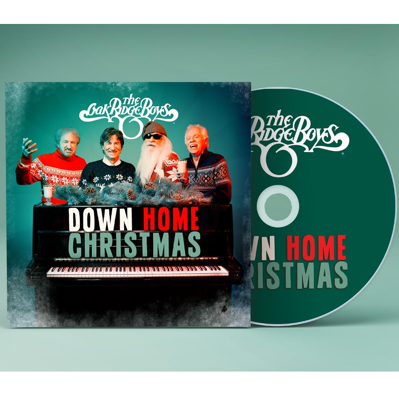 Oak Ridge Boys Down Home Christmas
