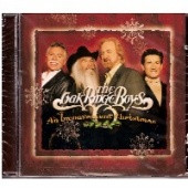 Oak Ridge Boys CD-An Inconvient Christmas
