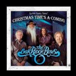 Oak Ridge Boys CD- Christmas Time's A-Coming
