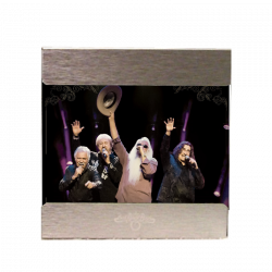 Oak Ridge Boys 4x6 Picture Frame