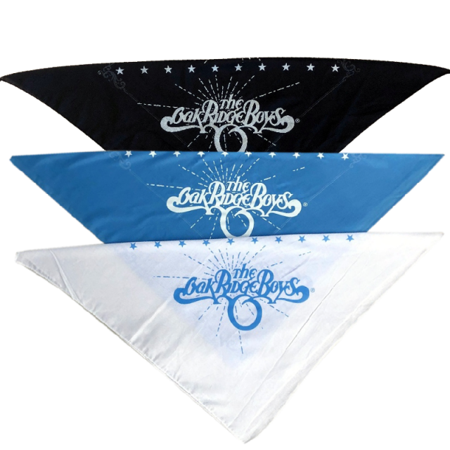 Oak Ridge Boys Bandana