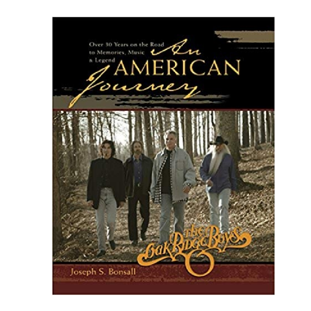 Oak Ridge Boys Book- American Journey