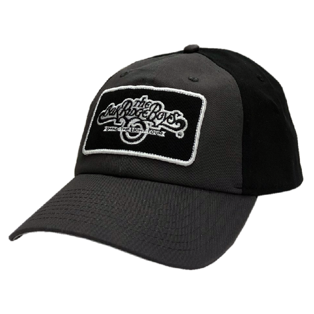 Oak Ridge Boys Charcoal and Black Ballcap