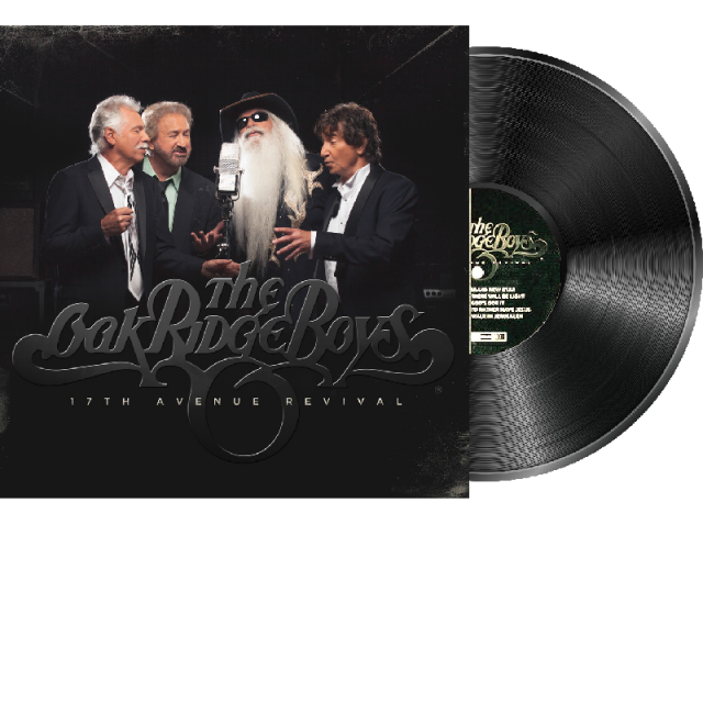 Oak Ridge Boys Vinyl- 17th Avenue Revival