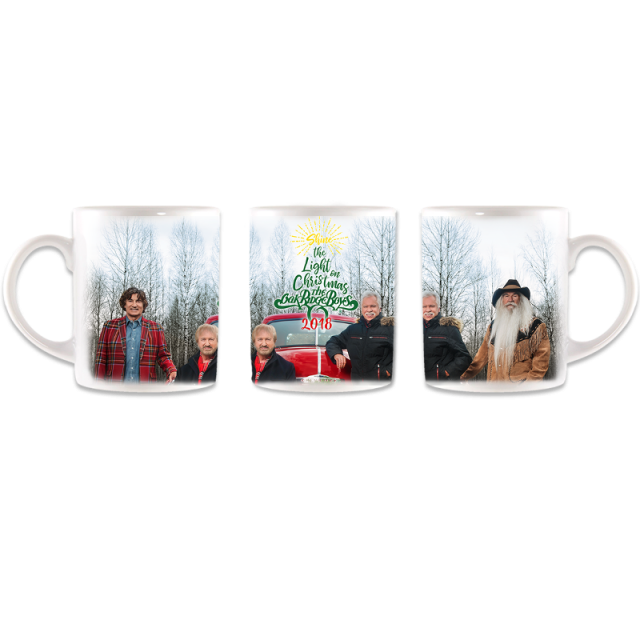 Oak Ridge Boys Christmas Mug