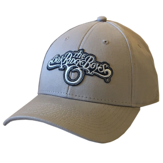 Oak Ridge Boys Grey Ballcap