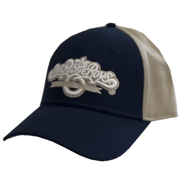 Oak Ridge Boys Navy and Khaki Ballcap