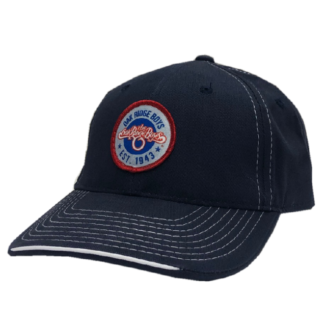 Oak Ridge Boys Navy and White Trim Ballcap