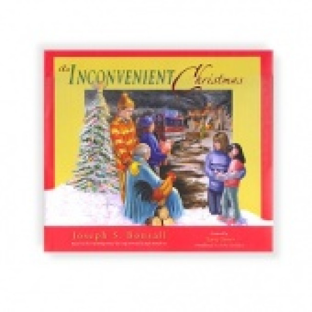 Oak Ridge Boys Book- Inconvenient Christmas
