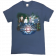 Oak Ridge Boys Indigo Blue Shine the Light Tee